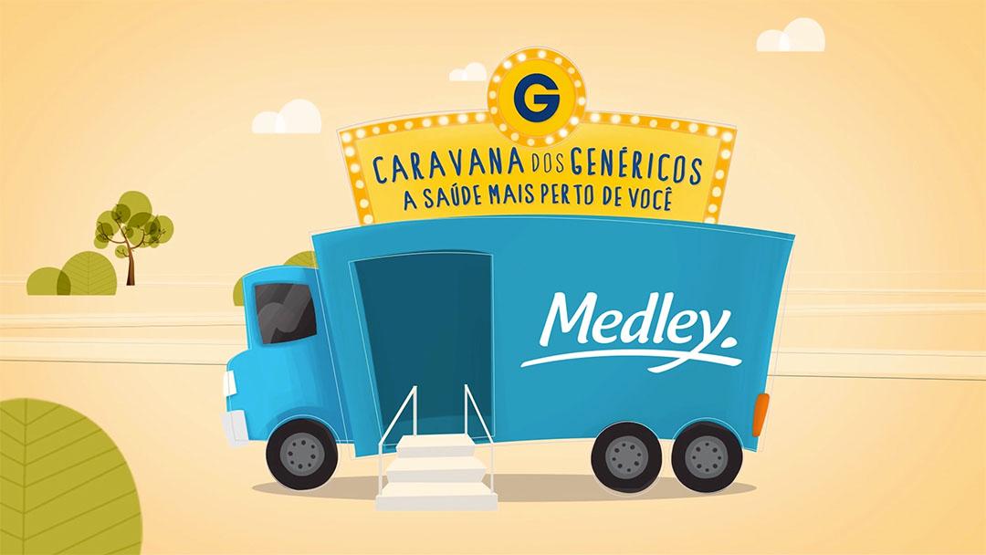 Caravana dos Genéricos - Medley