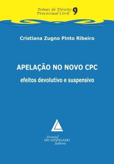 Apelação no Novo CPC