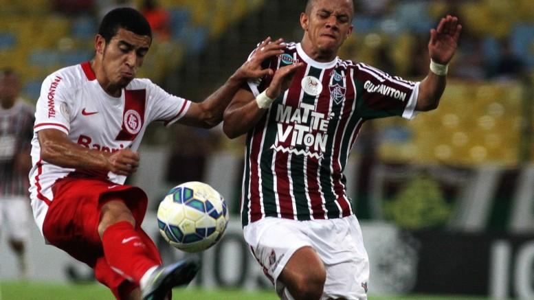 Colorado ficou no 1 a 1 com os cariocas no Maracanã pelo Brasileirão. (Foto: Nelson Perez/Fluminense/Divulgação)