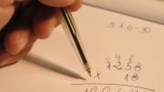 O Brasil totalizou 391 pontos em matemática. A média dos países da OCDE é de 494 pontos (Foto: Banco de Dados)
