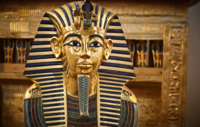 Tumba sempre intrigou especialistas - em particular devido o seu tamanho, menor do que os túmulos de outros reis. (Foto: Reprodução)