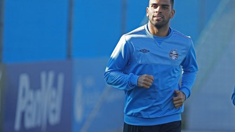 Capitão gremista será comprado pelo Tricolor. (Foto: Lucas Uebel/Grêmio)