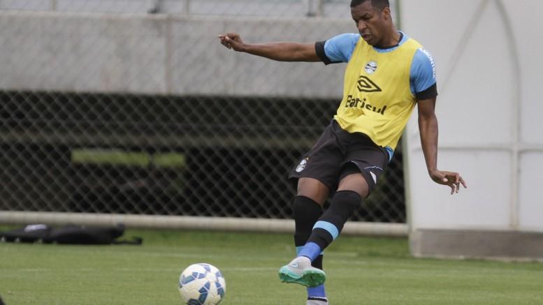 Defensor não ficará no Grêmio em 2016. (Foto: Lucas Uebel/Grêmio)