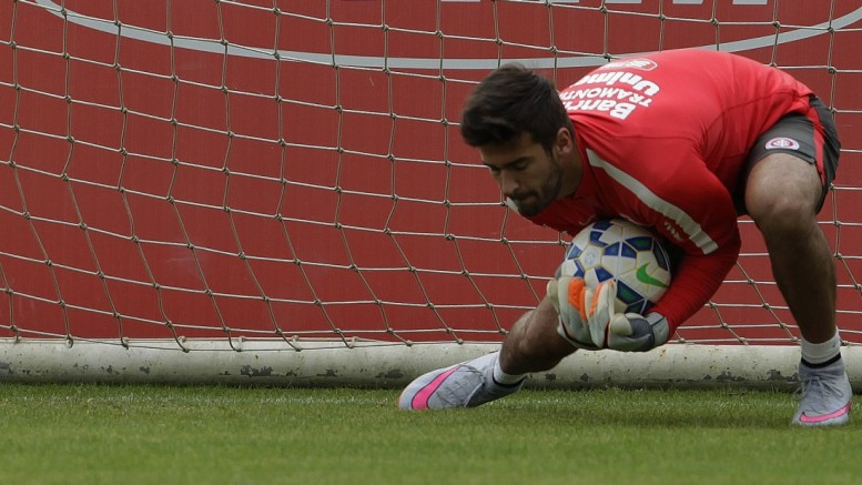 Goleiro tem ofertas da Roma e da Juventus. (Itamar Aguiar/Agência Freelancer)