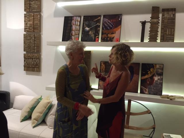 Heloisa Crocco e Joseane Sturmer. (Foto: divulgação)