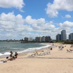 O glamour de Punta del Este é reconhecido internacionalmente.(Foto: Eduardo Malo Jr./Divulgação)