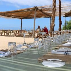 La Susana, restaurante a poucos metros da beira da praia de José Ignácio. (Foto: Eduardo Malo Jr./Divulgação)