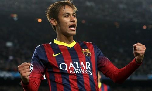 Neymar, habilidoso craque que encantou os amantes do futebol. (Foto: divulgação)