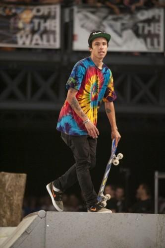 Luan de Oliveira: mestre no skate. (Foto: divulgação)