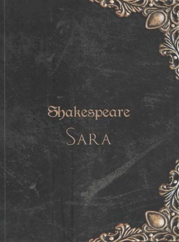 """Capa do catálogo """"Shakespeare"""", que é peça colecionável. (Foto: Reprodução)"""