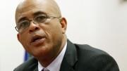 Michel Martelly, promete deixar o cargo mesmo sem um novo nome eleito para ocupá-lo. (Foto: Alan Diaz/AP)