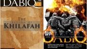 Além da presença forte em diversas redes sociais, Estado Islâmico difunde sua ideologia através da revista Dabiq. Periódico eletrônico é publicado com regularidade e mostra toda a ideologia  do grupo terrorista.  (Foto: Reprodução)