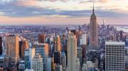 Moradores de metrópoles como Nova York (foto), Londres e Rio de Janeiro seriam obrigados a deixar suas casas. (Foto: Reprodução)