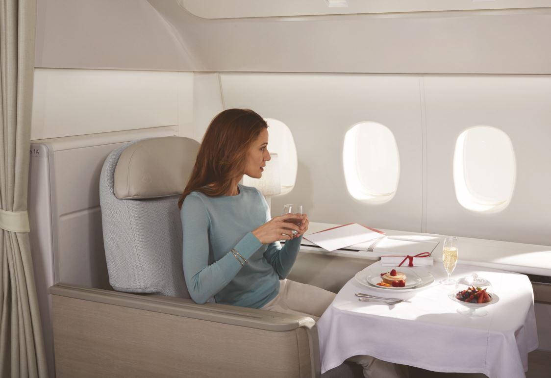 e4c023c617d Saiba quais as vantagens de viajar na primeira classe - Jornal O Sul