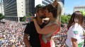 Bruno Gagliasso e Giovanna Ewbank.  (Foto: Dilson Silva/AgNews)