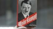 A obra, cujos direitos pertenciam ao estado alemão da Baviera, não era publicada desde 1945.  (Foto: Lennart Preiss/AP)
