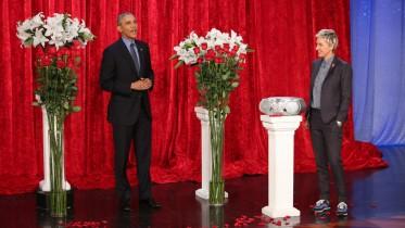 Declaração foi ao ar na véspera do dia dos namorados nos Estados Unidos no programa de Ellen DeGeneres. (foto: reprodução)