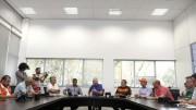 Reunião do Comitê aconteceu na segunda-feira, no Ceic. (Foto:  Ivo Gonçalves/PMPA)