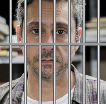 Romero vai ser preso nos próximos capítulos. (Foto: Reprodução)