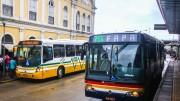 Transporte coletivo será gratuito neste feriado. (Foto: Jackson Ciceri/ O Sul)