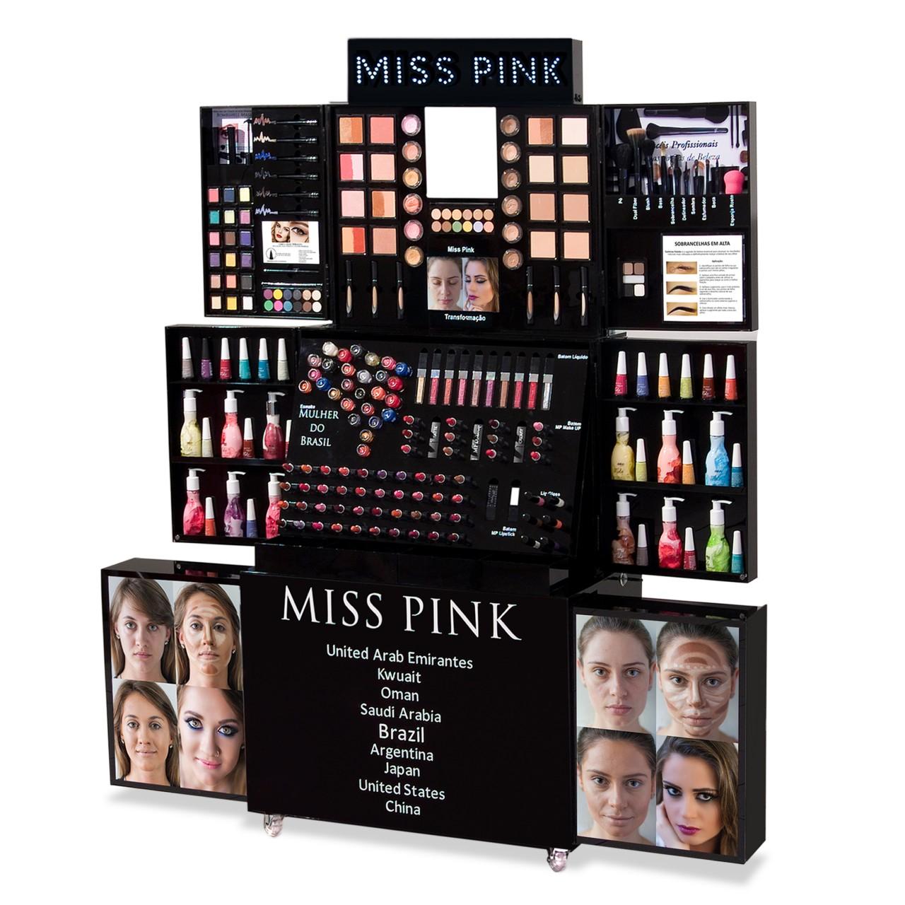 Miss Pink Loja Itinerante
