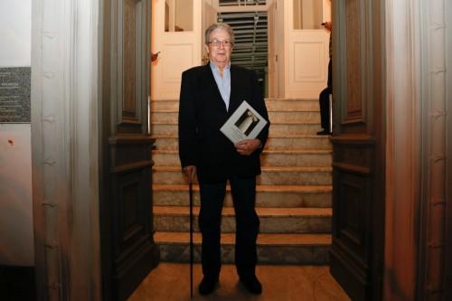 """O diplomata brasileiro Fernando Cacciatore, autor do livro """"A arquitetura neoclássica em Porto Alegre"""". (Foto: Lenara Petenuzzo/especial)"""