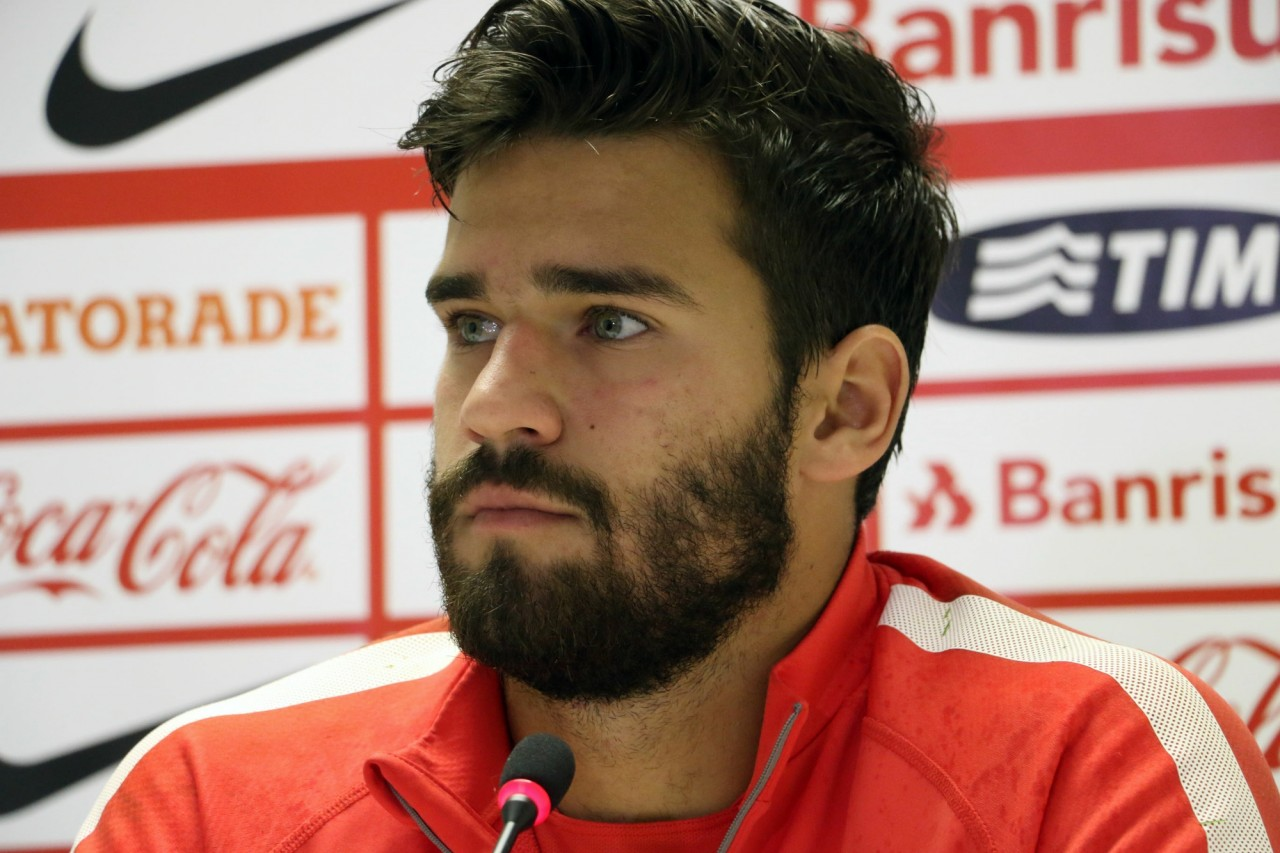 goleiro alisson do inter 233 o novo muso da sele 231 227 o