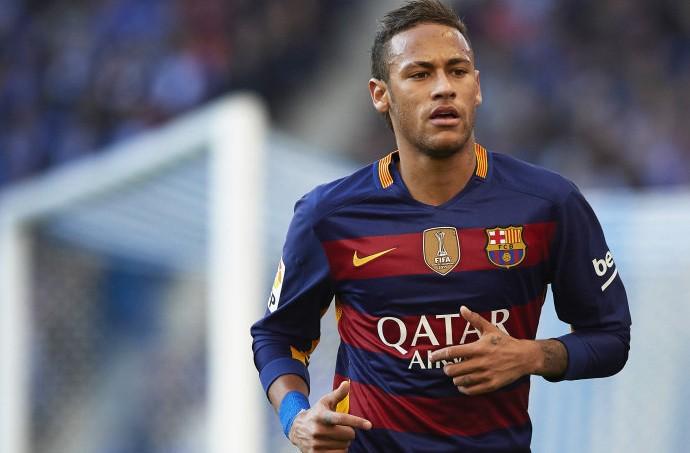 Recentemente, Neymar renovou, até 2021, seu contrato com o Barça. (Foto: Reprodução)