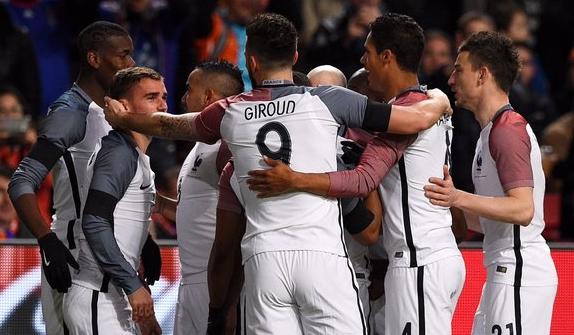 França vence Holanda por 3 a 2 em Amsterdã 79a8b2ab2470c