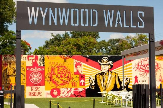Melhores galerias de arte de Miami estão no Wynwood Art District. Crédito: Reprodução