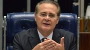 A assessoria de Renan Calheiros afirmou que o presidente do Senado não conhece o autor da denúncia.  (Foto: Renato Costa/Folhapress)