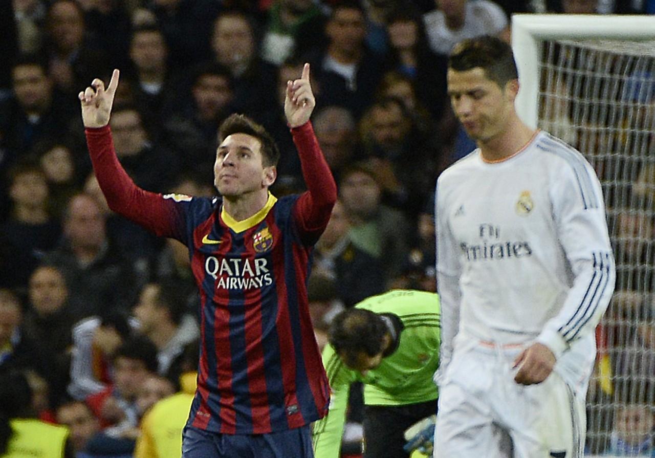Sábado tem Messi x Cristiano Ronaldo pelo Espanhol 9b1263a8b3d26