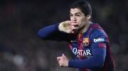 Suarez marcou um dos gols da partida. (Foto: Josep Lago/AFP)