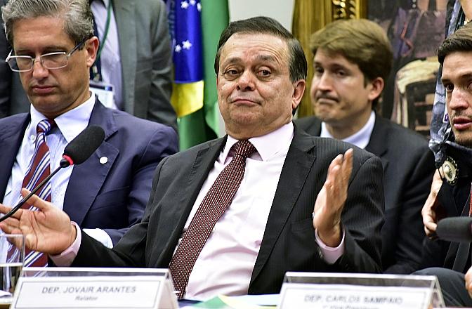 Jovair Arantes (Foto: Zeca Ribeiro/Câmara dos Deputados)