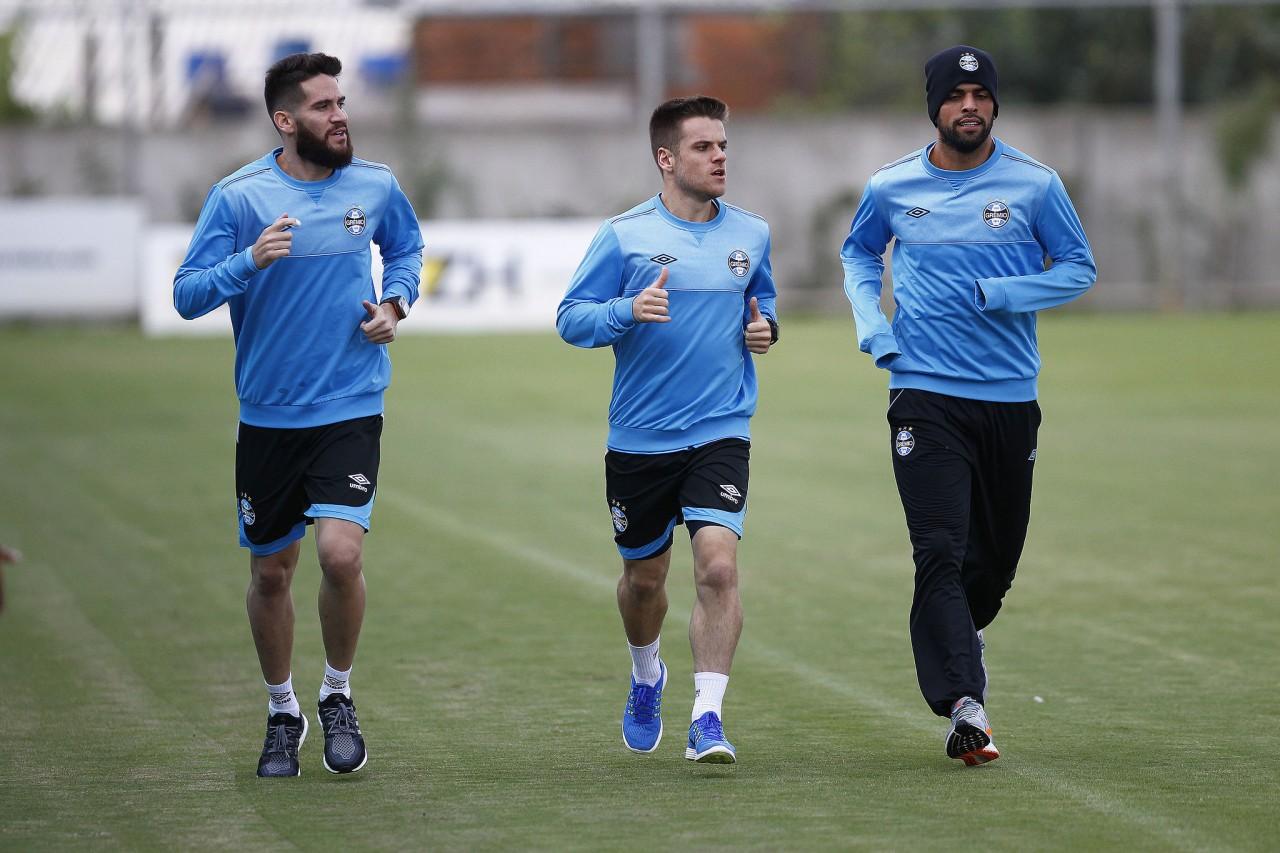 Ramiro diz que Grêmio terá de superar limites para vencer o Rosário na  Argentina d3a1a56d4bc88