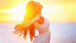 Luz    do sol é fundamental para a obtenção de vitamina D. (Foto: Reprodução)