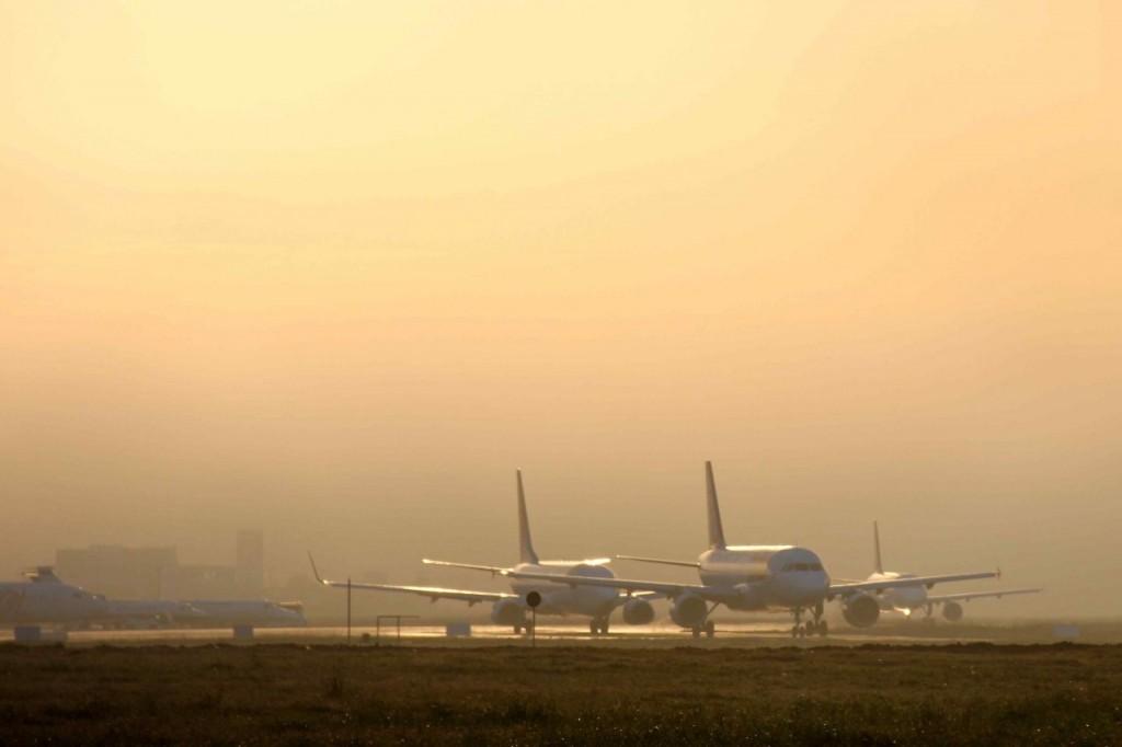 Terminal já havia sido fechado no dia anterior (Foto: Jackson Ciceri/O Sul)