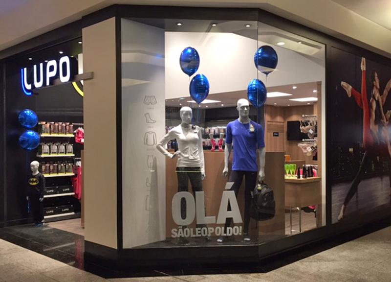 a7e6b582f Bourbon Shopping São Leopoldo inaugura loja Lupo - Jornal O Sul