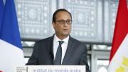 Após reunião do G-7, Hollande garantiu que não recuará da revisão das leis. (Foto: Yoan Valat/AFP)