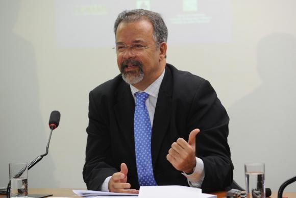 O ministro da Defesa, Raul Jungmann (Foto: Wilson Dias/Abr)