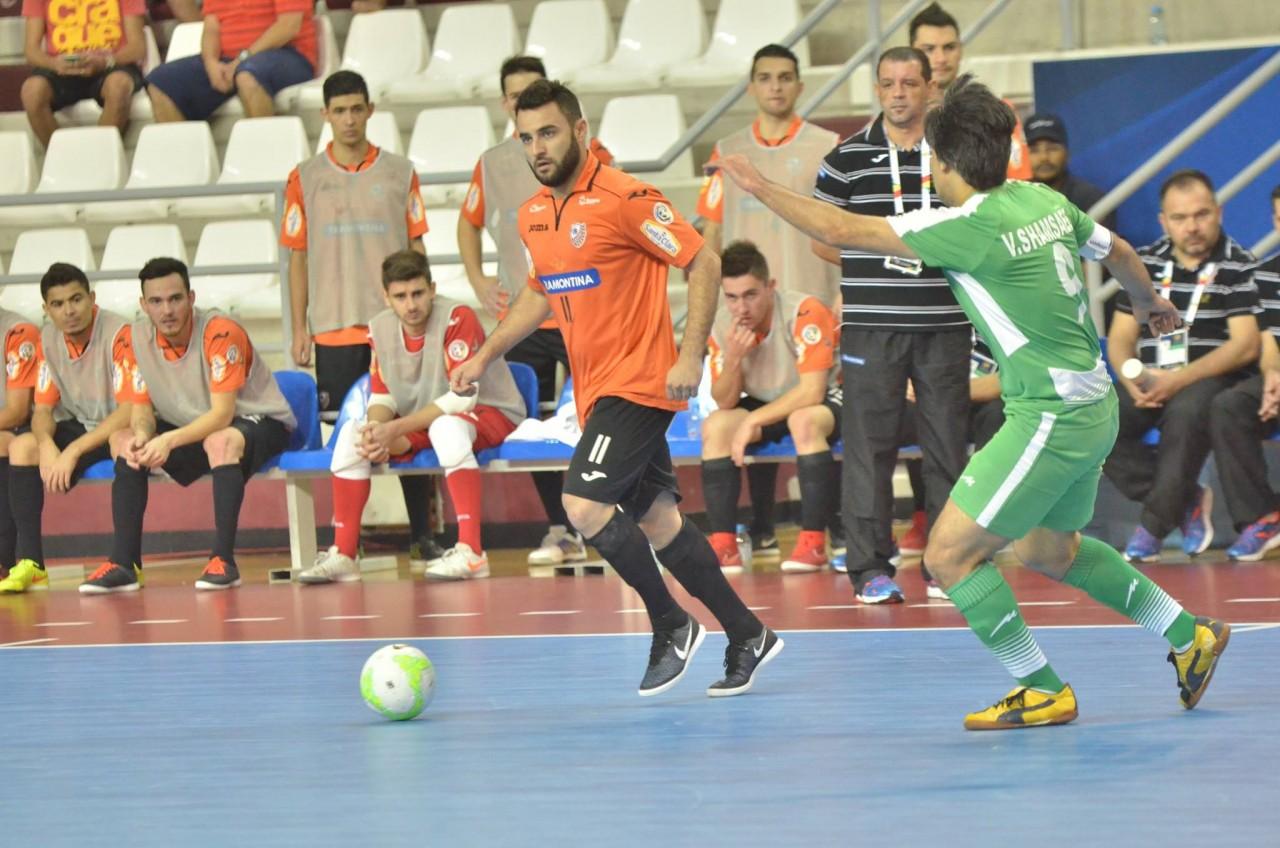 ACBF vence pelo Mundial de Clubes de Futsal 2af45857a5a8f