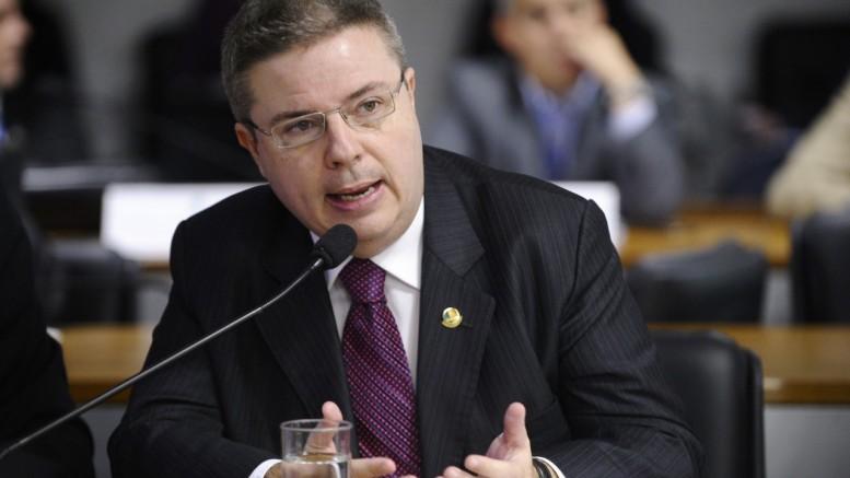 Relator do caso, senador Antonio Anastasia (PSDB-MG), apresentou cronograma desta nova fase do impeachment. (foto: Agência Senado/divulgação)