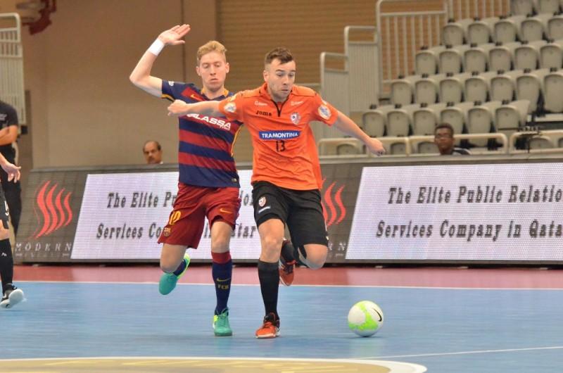 Empate garante ACBF na semfinal da Copa Intercontinental de Futsal 0c303349c6725