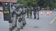 O treinamento dos policiais em São Paulo vem sendo feito há 2 anos para garantir a segurança durante os Jogos.  (Foto: Willian Corrêa/ SSP-SP)