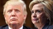 Donald Trump e Hillary Clinton devem se enfrentar nas eleições de novembro (Foto: reprodução)