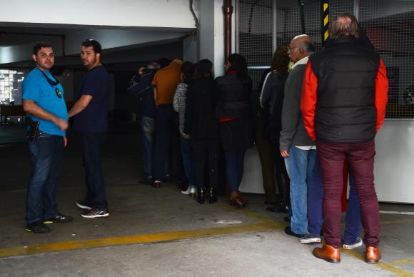c0b32f5bc41 Polícia Federal solta 10 dos 14 detidos em operação contra fraude na Lei  Rouanet