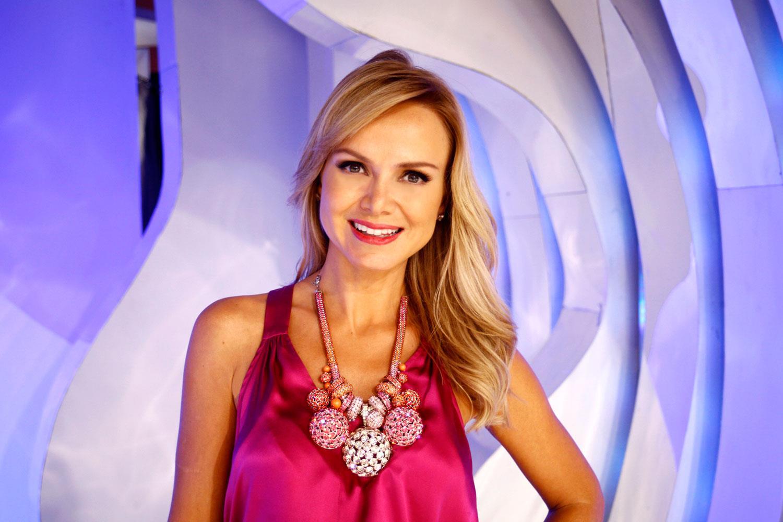 Foto da apresentadora eliana nua