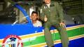 Craque prestigiou a 50ª edição da Navamaer, realizada na Academia da Força Aérea em São Paulo. (Crédito: Reprodução)
