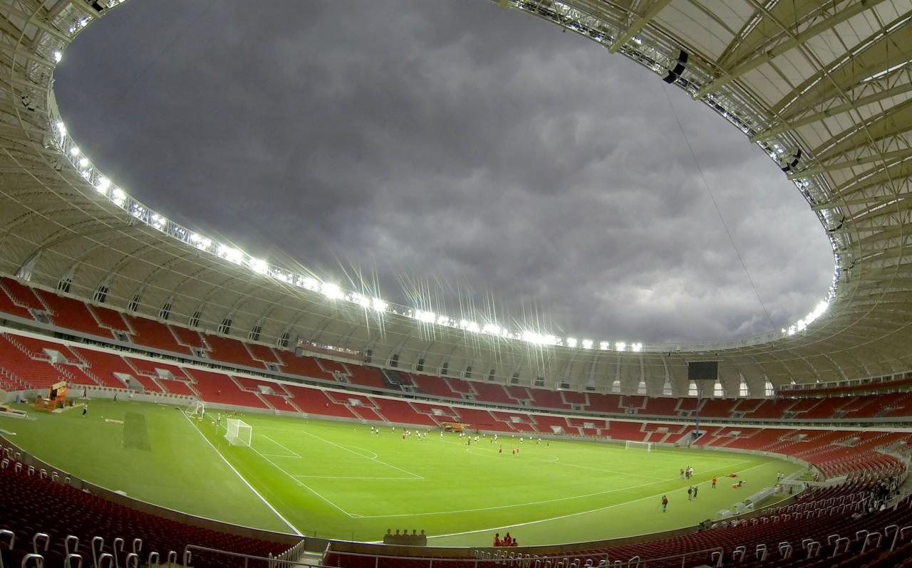 90aa540cde Inter x Corinthians terá promoção de ingressos em setores mais caros do  Beira-Rio neste domingo