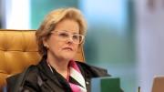 A ministra reviu a decisão e decidiu suspender o trâmite dos processos até o julgamento do mérito da ação no STF. (Foto: Carlos Humberto/SCO/STF)